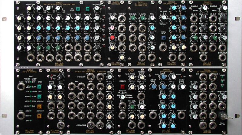 Euro Modular Synthesizer : holland synthesizer ~ Hamham.info Haus und Dekorationen